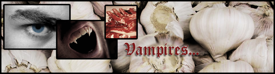 Scary Monsters & Super Creeps: A Reader's Advisory Site for Vampire Lovers…